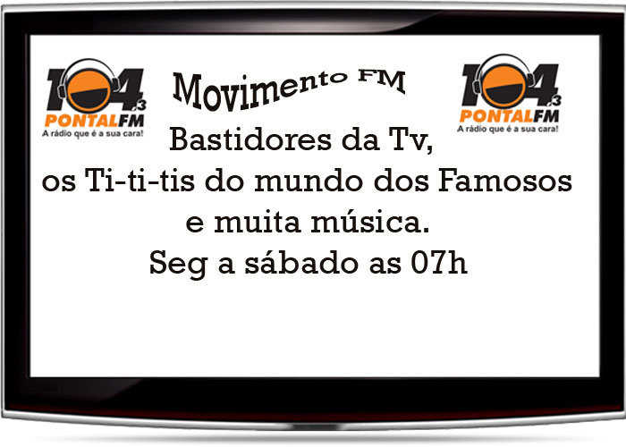 Movimento FM Seg a s�bado as 07h